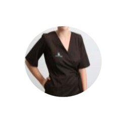 Algotherm Jacket chocolat - taille S