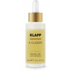 klapp a classic facial oil