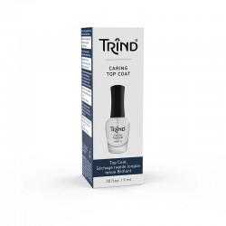 Trind Caring Top Coat 9ml