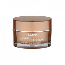 KLAPP AROMA SELECTION Coffee Cream Peeling 50ml