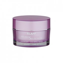 KLAPP AROMA SELECTION Lavender Calming Mask 50ml
