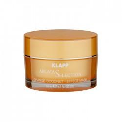 KLAPP AROMA SELECTION Orange-Coco Effekt Mask 50ml
