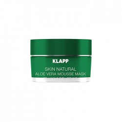 Skin Natural Aloe Vera Mousse Maske 50 ml