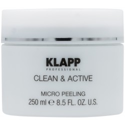 Klapp Clean & Active Micro Peeling   250 ml  C