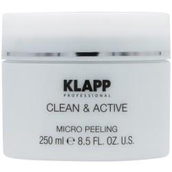 Klapp Clean & Active Micro Peeling 250 ml