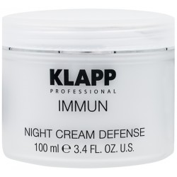 Klapp Immun Night Cream Defense 100ml