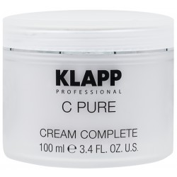 Klapp C Pure Cream Complete 100ml