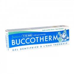 BUCCOTHERM Dentifrice junior 7-12 ans 50ml, goût menthe...