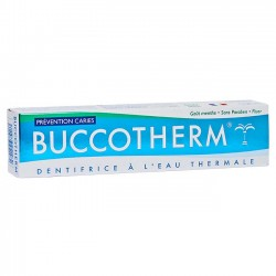BUCCOTHERM Dentifrice PrŽévention Caries 75ml, gožût menthe