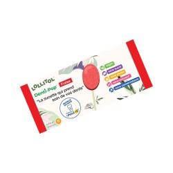 Sucettes au xylitol Denti-Pop Lollitol Fraise 40 pièces