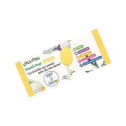 Sucettes au xylitol Denti-Pop Lollitol Ananas 40 pièces